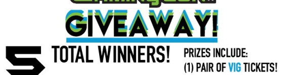 Salt Lake Gaming Con Giveaway Featured